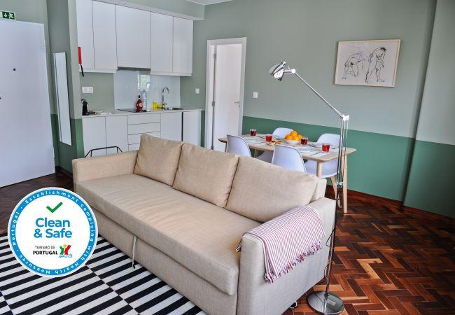in Lisboa - A Varanda Apartment (1A)