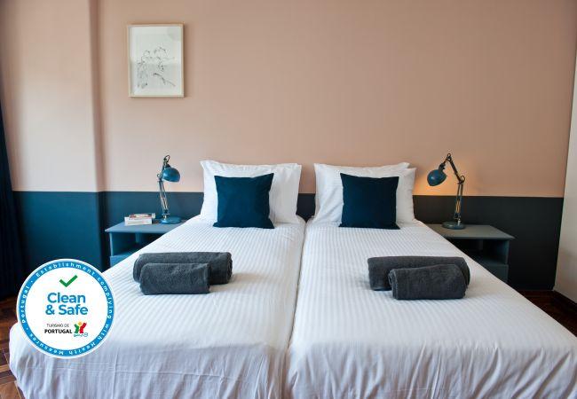 in Lisboa - Dear Prudence: 1 bedroom apt at Avenida (4b)